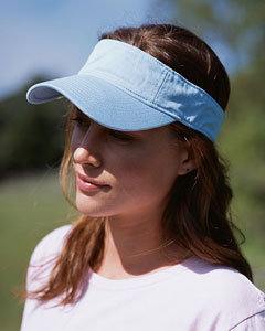 custom embroidered 1915 Authentic Pigment Direct-Dyed Twill Visor
