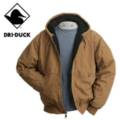 custom embroidered DRI DUCK CHEYENNE JACKET 5020