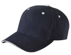 custom embroidered 6262S Yupoong Yupoong Brushed Cotton Twill 6-Panel Mid-Profile Sandwich Cap