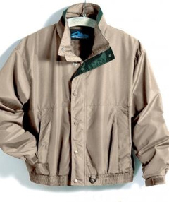 custom embroidered Tri Mountain 6800 The Back Country Jacket