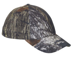 custom embroidered 6999 Yupoong Flexfit� Mossy Oak� Break-Up Pattern Camouflage Cap