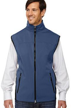 Custom Embroidered 88127/78050 (ladies)Ash City - North End Three-Layer Light Bonded Performance Soft Shell Vest