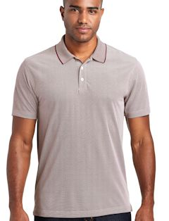 Custom embroidered Port Authority ® Poly Oxford Pique Polo. K582