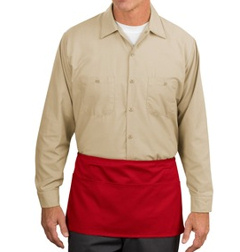 Port Authority ® - Waist Apron with Pockets. A515 embroidered with your logo!