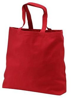 Custom Embroidered Port & Company ® - Convention Tote. B050