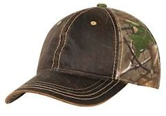 Port Authority ® Pigment-Dyed Camouflage Cap. C819