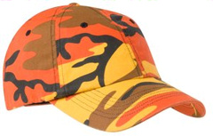 Custom embroidered Port Authority � - Camouflage Cap. C851