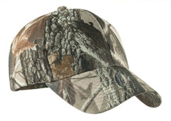 Custom embroidered P Port Authority � - Pro Camouflage Series Cap. C855.