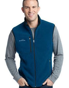 Custom embroidered Eddie Bauer ® - Fleece Vest. EB204