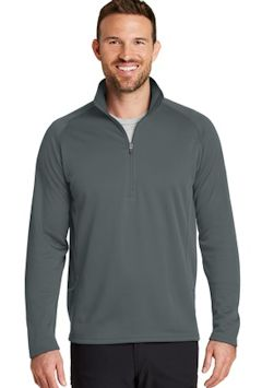 Eddie Bauer ® 1/2-Zip Base Layer Fleece. EB236