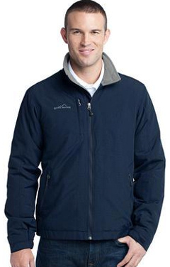 custom embroidered Eddie Bauer ® - Fleece-Lined Jacket. EB520