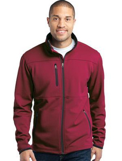 Port Authority ® - Pique Fleece Jacket. F222.