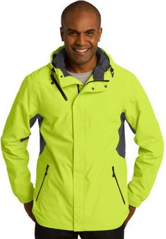 Custom embroidered Port Authority ® Cascade Waterproof Jacket. J322
