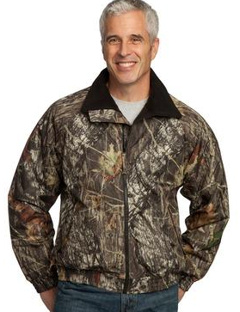 Custom embroidered Port Authority ® - Mossy Oak ® ChallengerT Jacket. J754MO.