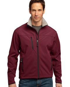 Embroidered Port Authority ® - Glacier® Soft Shell Jacket. J790.