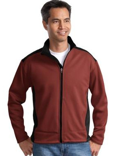 Custom embroidered Port Authority ® - Two-Tone Soft Shell Jacket. J794