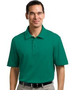 Custom embroidered Port Authority � - Performance Waffle Mesh Polo. K492
