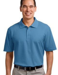 Custom embroidered Port Authority ® Tall Stain-Resistant Polo. K510