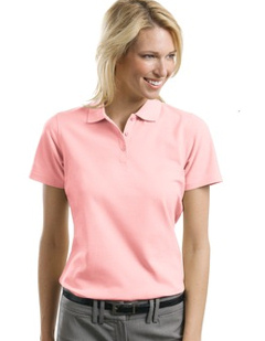 Custom embroidered Port Authority ® - Ladies Stain-Resistant Polo. L510