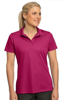 Custom Embroidered Sport-Tek ® - Ladies Micropique Sport-Wick ® Polo. LST650. We've taken our Sport-Wick moisture-wicking