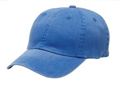 Custom embroidered Port Authority ® - Garment Washed Cap. PWU