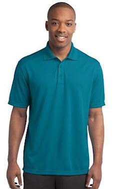 Custom embroidered Sport-Tek ® PosiCharge™ Micro-Mesh Polo. ST680