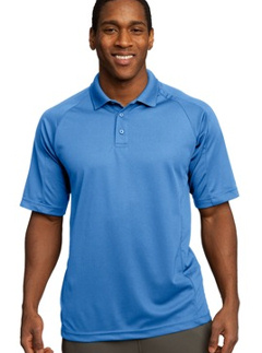 custom embroidered Sport-Tek® - Dri-Mesh® Pro Sport Shirt. T474