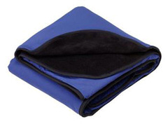 Port Authority® - Fleece and Nylon Travel Blanket. TB85 embroidered with your logo!