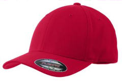 Custom embroidered Sport-Tek ® - Flexfit ® Performance Solid Cap. STC17