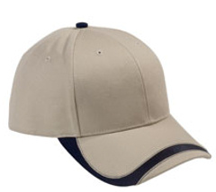 SWTB Big Accessories Sport Wave Baseball Cap embroidered with your logo.